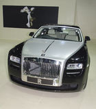Rolls Royce Royalty Free Stock Photo