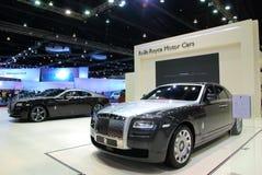 Rolls Royce Lizenzfreies Stockbild