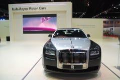 Rolls Royce Lizenzfreie Stockfotografie
