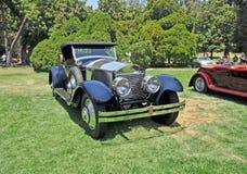 Rolls Royce Stockbilder