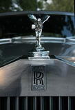 Rolls royce. A very antique rolls royce stock images