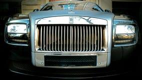 Rolls Royce Lizenzfreies Stockfoto