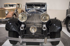 Rolls-Royce antique car Royalty Free Stock Image