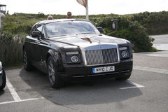 Rolls Royce Royalty Free Stock Photos