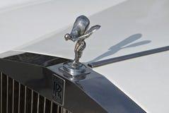 Rolls Royce bianca? Fotografia Stock