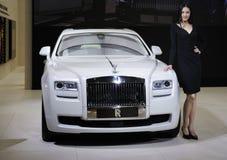 Rolls-Royce Car Stock Photography