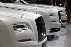 Rolls-Royce cars Stock Photo