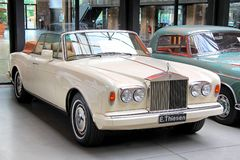 Rolls-Royce Corniche Stock Images