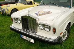 Rolls Royce Cornishe Stock Afbeelding