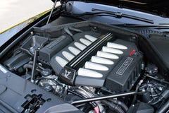 Rolls Royce-de ruimte van de Verschijningmotor Royalty-vrije Stock Afbeelding