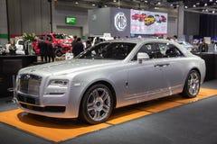 Rolls Royce ducha serie II fotografia royalty free