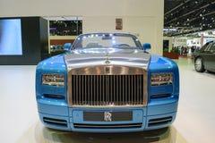 Rolls Royce en el 36.o salón del automóvil internacional 2015 de Bangkok Imagen de archivo