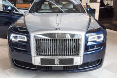 Rolls Royce Fikcyjny Coupè przy BMW muzeum Obraz Royalty Free
