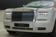Rolls Royce Fikcyjny Drophead Coupé Obrazy Stock