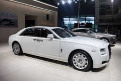 Rolls-Royce Ghost Stock Photography