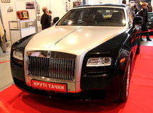 Rolls Royce Ghost 6.6 V12 (2010) Royalty Free Stock Photography