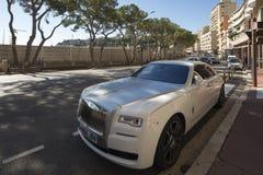 Rolls Royce Ghost Stock Image