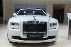 Rolls-Royce Ghost Royalty Free Stock Image