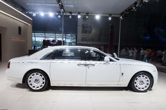 Rolls-Royce Ghost Royalty Free Stock Images