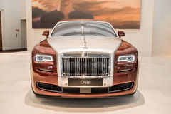 Rolls Royce Ghost Royalty Free Stock Photos