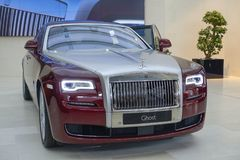 Rolls Royce Ghost Royalty Free Stock Image