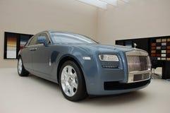 Rolls Royce Ghost. Rolls-Royce Ghost at Frankfurt Motorshow 2009 royalty free stock images