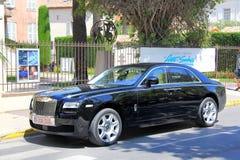 Rolls-Royce Ghost Royalty Free Stock Photos