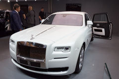 Rolls-Royce Ghost Series II Stock Photos