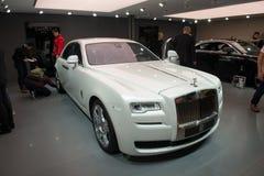 Rolls-Royce Ghost Series II Royalty Free Stock Photos