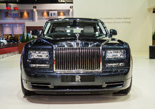 The Rolls-Royce Ghost Standard Wheelbase The Majestic Horse Royalty Free Stock Image