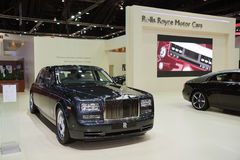 The Rolls-Royce Ghost Standard Wheelbase The Majestic Horse Royalty Free Stock Images