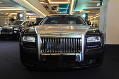 Rolls Royce Ghost Royalty Free Stock Images