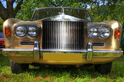 Rolls Royce  HDR Stock Images