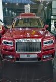 Rolls Royce royaltyfri fotografi