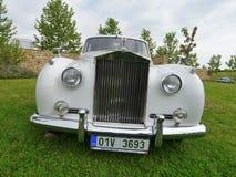 Rolls Royce limousine car Stock Photo
