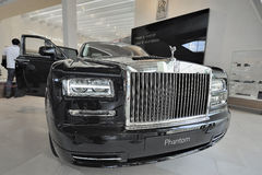 Rolls Royce Stock Photos