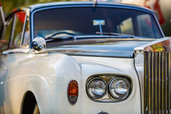 Rolls Royce - luxury car Royalty Free Stock Images