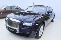 Rolls-Royce Motor Show Stock Image