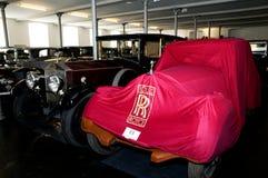 Rolls royce museum in Dornbirn Royalty Free Stock Image