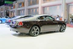 Rolls royce na 36th exposição automóvel internacional 2015 de Banguecoque Imagens de Stock
