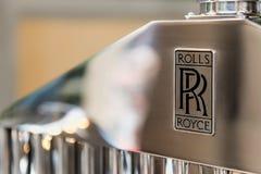 Rolls Royce Stock Photography
