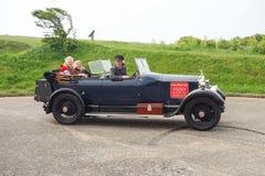 Rolls Royce oldtimer Stock Photo