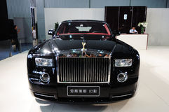 Rolls Royce Phantom Stock Photo