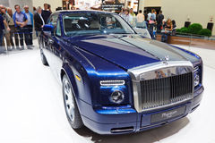Rolls-Royce Phantom Royalty Free Stock Images