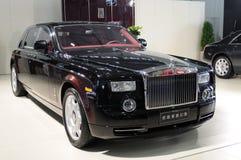 Rolls-Royce Phantom Royalty Free Stock Photography