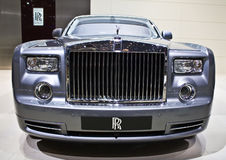Rolls Royce Phantom Stock Photography