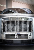 Rolls Royce Phantom Coupè au musée de BMW Photographie stock