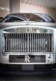 Rolls Royce Phantom Coupè en el museo de BMW Fotografía de archivo