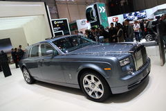 Rolls Royce Phantom Coupe Stock Photo