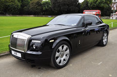 A Rolls-Royce Phantom Coupé Royalty Free Stock Images